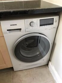 Nearly new Siemens WD14H421GB Washer Dryer