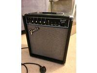 Fender Frontman 25b Bass Guitar Amplifiier