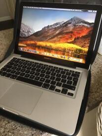 MacBook Pro late 2011, new 1TB SSHD Hardrive, 8gb RAM, running High Sierra