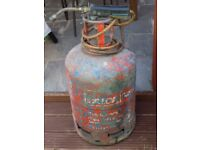 Gas Canister Blow Torch