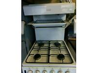 New World Gas Cooker White