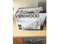 Kenwood FPP 220 food mixer.