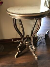 Lamp table and lamp for sale