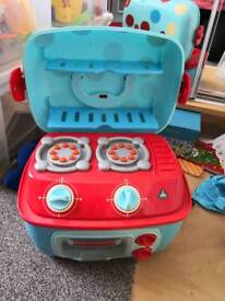 ELC portable kitchen