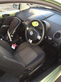 Volkswagen Beetle 1595 Petrol