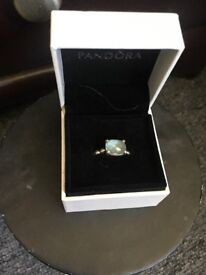 Pandora rings for sale include boxes