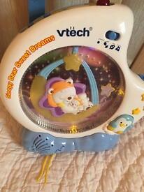 Vtech sweet dreams nightlight lullaby