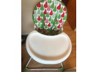 Barely used high chair - Mothercare