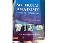 Sectional Anatomy for Imaging Professionals, 3e (Paperback) Kelley 9780323082600