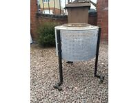 fire pit / barbecue / patio heater / wood burner