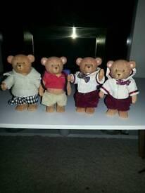 RUSS teddy bears