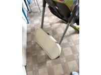 Chicco High Chair £12 good condition! Pick up Thirsk