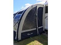 Blow up 'caravan' awning - Starcamp Magnum air 390