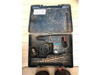 110v Bosch sds hammer drill