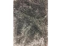 Luxury Sheen Velvet Super Soft Saxony Carpet 4m wide roll. 19mm Thick, Felt Backed Flooring