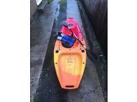 Kayak £230 Ono
