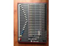Allen and Heath ZED 22fx mixer £350 Ono