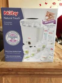 Nuby steriliser & dryer