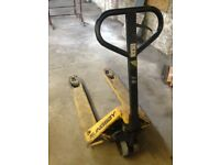 Slingsby Pallet truck