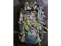 Jack Wolfskin 80l Adventure Backpack