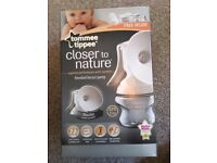 Tommee Tippee Closer to Nature Freedom Manual Breast Pump