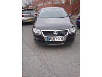 Vw passat 2017 tdi 2,0 diesel mot 29/07/2007 mile is 118,923