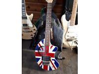 Fernandes nomad guitar
