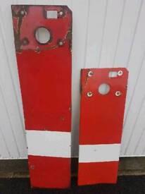 Railway semaphore signal arms gwr