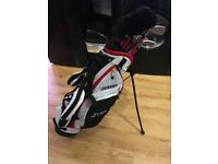 Kids Golf Clubs and Stand Bag