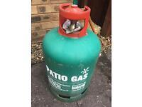 Gas bottles x 2