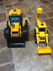 Boys Toy JCB & Scoop