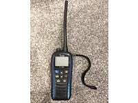 Icom IC-M25 VHF Marine Radio (Blue/Black)