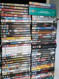 230 DVD Joblot