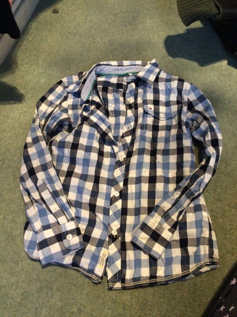Tommy Hilfiger boys shirt age 12