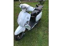 Verdigo scooter 125cc