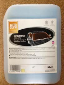 Autoglym trade window cleaner 5 litres