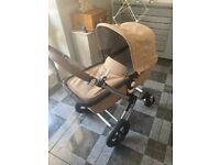 Bugaboo cameleon with car seat base