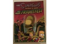 The Simpsons - TREEHOUSE OF HORROR Magazine