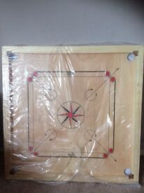 Outdoor board game similar to billiard 33inch side by side brand new never used