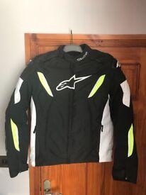 Alpinestars T-GP WP Motorbike jacket XXL