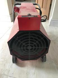 Space heater 12kw