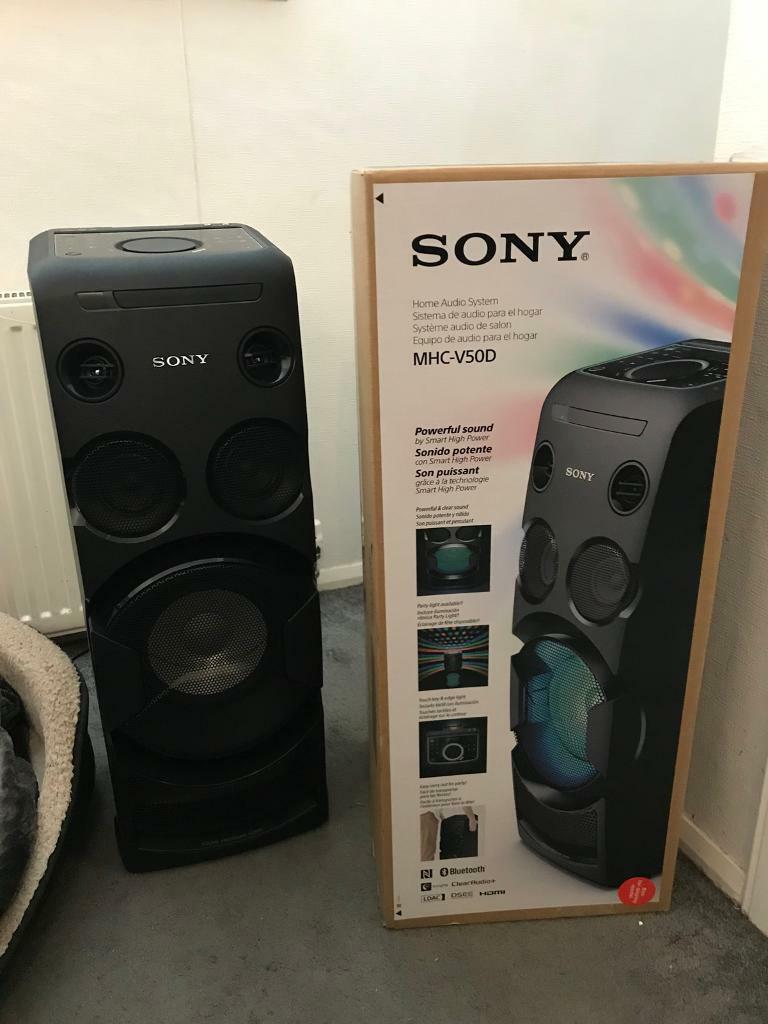 Sony Mhc V50d Audio Hifi System In St Mellons Cardiff