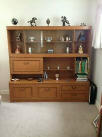 Stateroom by Stonehill Furniture Wooden Sideboard Unit