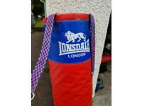Lonsdale 5ft Punch Bag