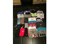 Baby boys clothes bundle 12-18months mostly new!!!