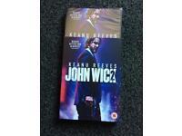 DVD JHON WICK 2 Brand New