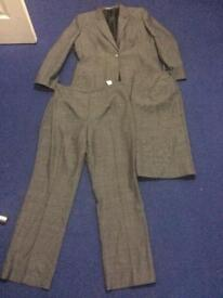 Women suit trouser and skirt
