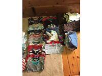 Baby boy clothes bundle, age 12-18 months