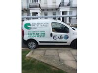 Chartsworth cleaning and domestic telephone (01273)841598 mobile (07504) 125181