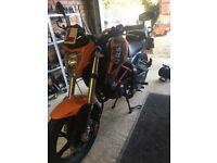KSR 125 cc moped